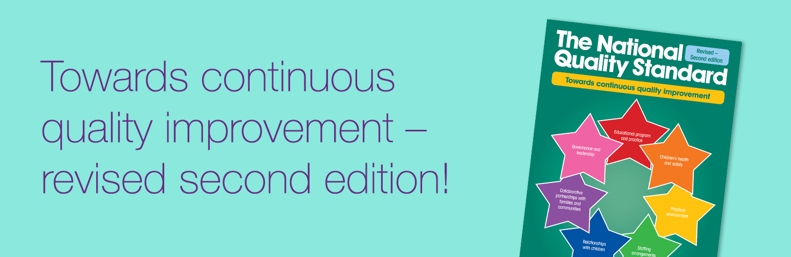 Towards continuous quality improvement – Revised second edition
