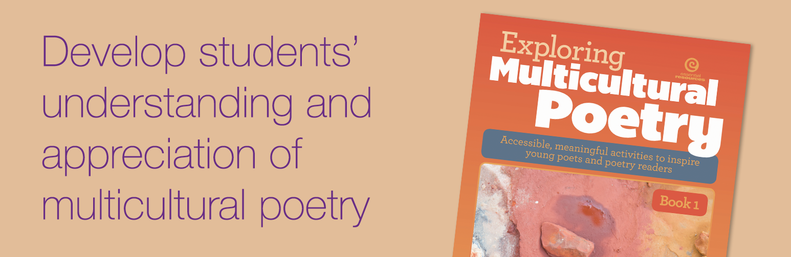 Develop students' understanding and appreciation of multicultural poetry