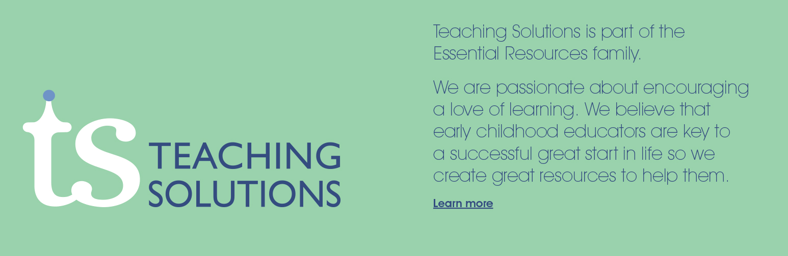 Teaching Solutions is part of the Eseential Resources family