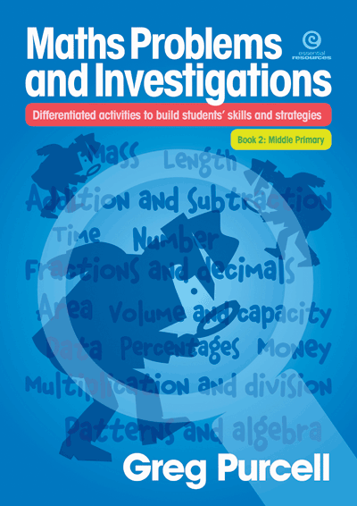 Maths Problems & Investigations: Bk 2 Middle Primary Cover