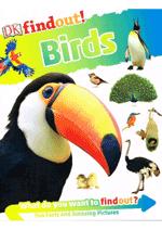 DK Findout - Birds
