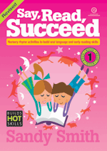 Say Read Succeed - Revised Bk 1