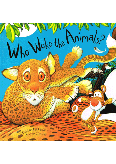 Who Woke the Animals? Cover