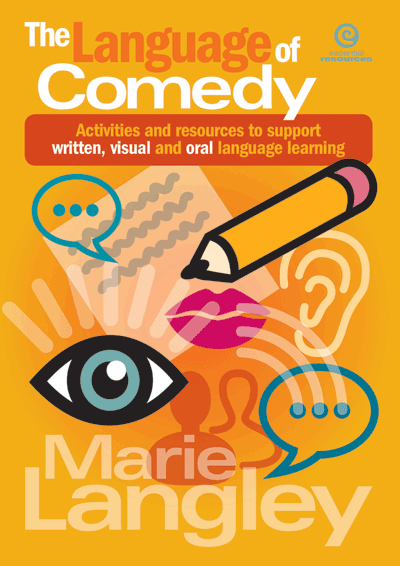 The Language of Comedy Cover