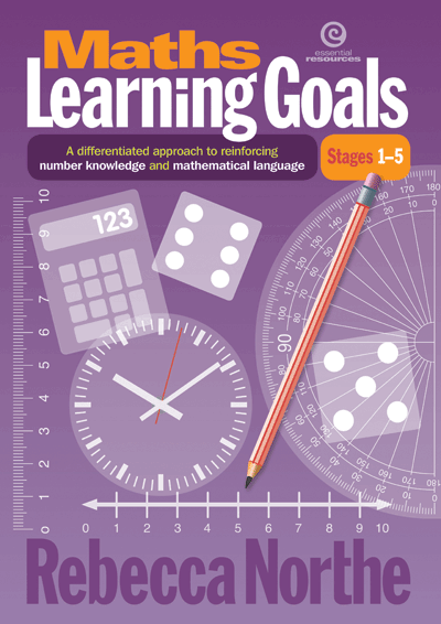 Maths Learning Goals Stages 1–5 Cover