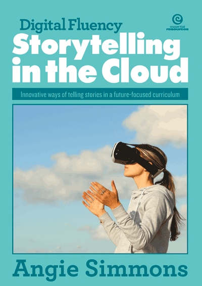 Digital Fluency - Storytelling in the Cloud Cover