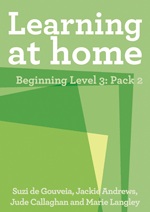 Learning at Home – Beginning Level 3: Pack 2