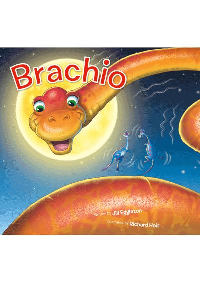 Brachio Cover