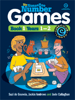 No Nonsense Number Games Bk 1: Yrs 1-2