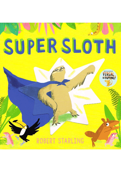 Super Sloth Cover