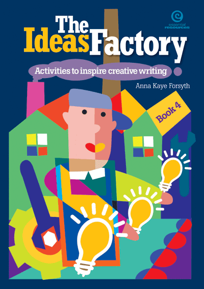 The Ideas Factory Bk 4 Cover