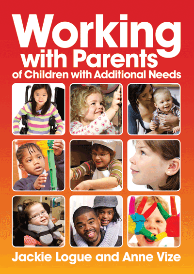 Working with Parents of Children with Additional Needs Cover