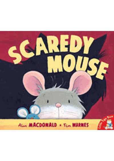 Scaredy Mouse Cover