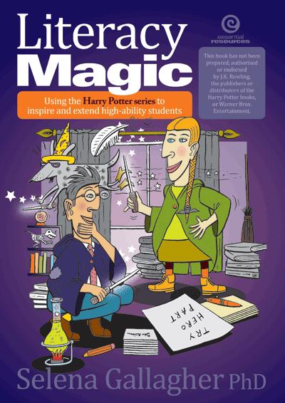 Literacy Magic Cover