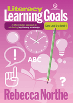 Literacy Learning Goals Early Level 3 to Level 4
