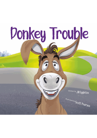 Donkey Trouble Cover
