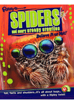 Ripley's Twists - Spiders and scary creepy crawlies Believe