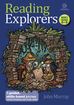 Reading Explorers Bk 1 Yrs 8-9