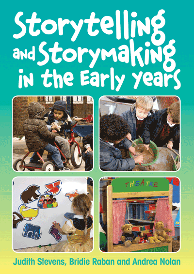 Storytelling and Storymaking Cover