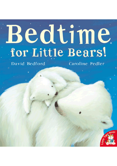 Bedtime for little Bears! Cover