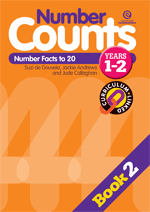 Number Counts: Number facts to 20 (Yrs 1-2)