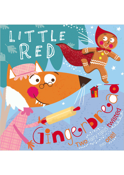 Little Red Gingerbread Cover