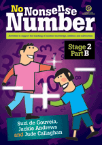 No Nonsense Number: Stage 2 Part B