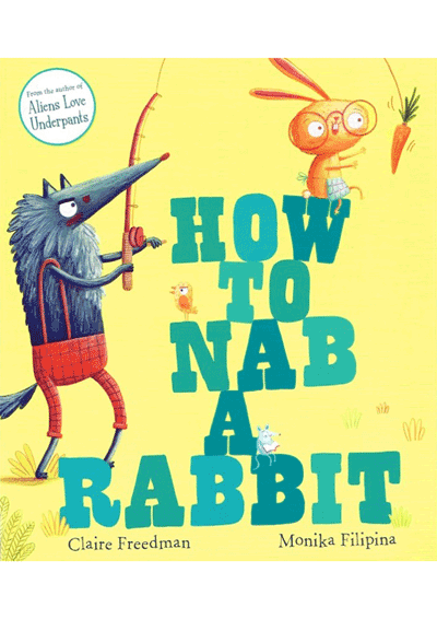 How to Nab a Rabbit Cover