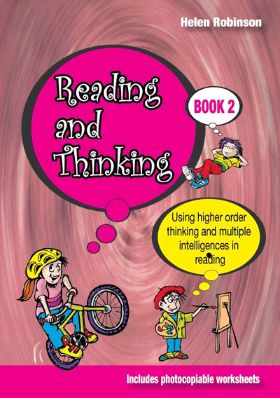 Reading, Thinking: Book 2 Cover