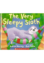 The Very Sleepy Sloth