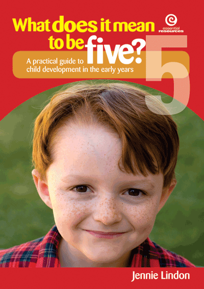 What Does It Mean to Be Five Cover