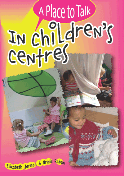 A Place to Talk in Children's Centres Cover