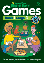 No Nonsense Number Games Bk 1: Stage 4