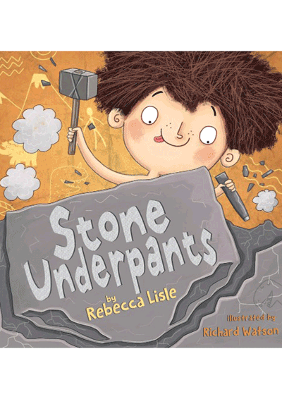 Stone Underpants Cover