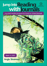 Jump into Reading with Journals Pt1-2, 2011