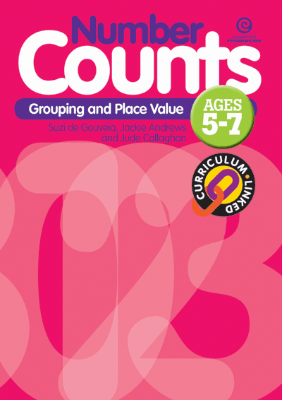 Number Counts: Grouping and place value (Stages 1-3) Cover