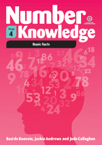 Number Knowledge: Basic facts (Stage 4)