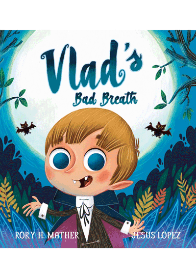 Vlad's Bad Breath Cover