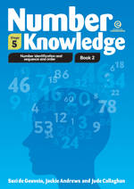 Number Knowledge Bk 2 Identification, sequence, order Stg 5