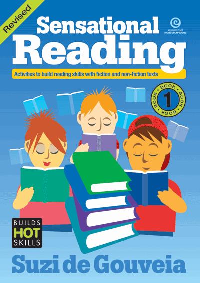 Sensational Reading - Revised Bk 1 Cover