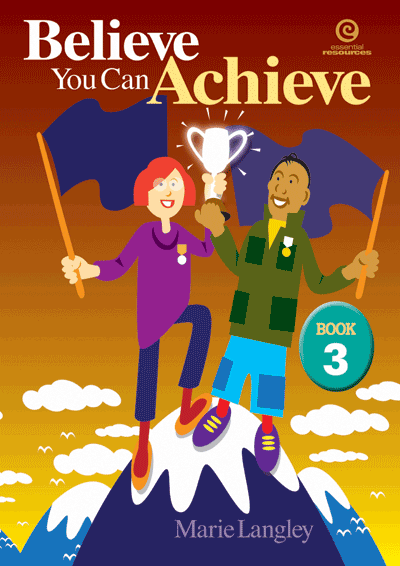 Believe You Can Achieve Bk 3 Cover