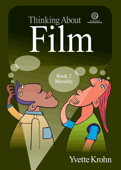 Thinking About Film Bk 2: Morality Cover