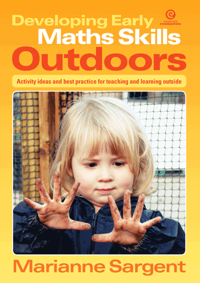 Developing Early Maths Skills Outdoors Cover