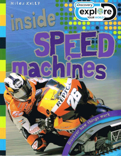 Inside Speed Machines Cover