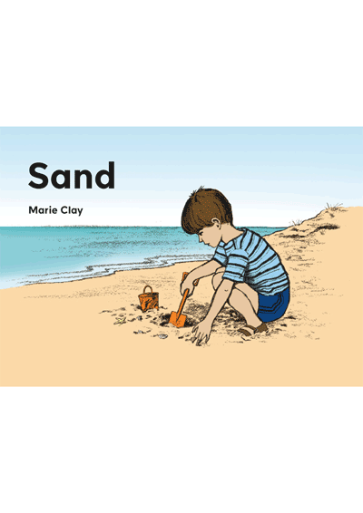 Concepts About Print: Sand Cover
