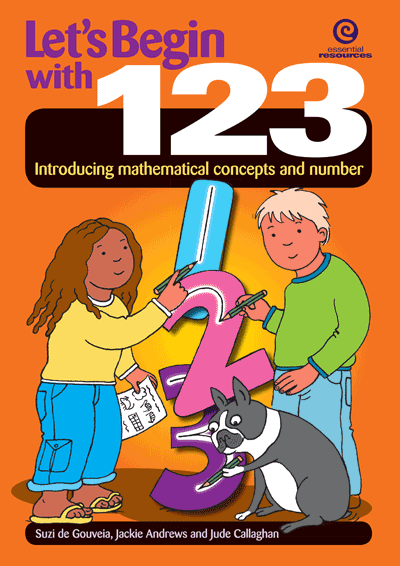 Let's Begin with 123 Cover