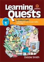 Learning Quests for Gifted Pupils Bk 1 (KS 2)