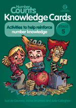 Number Counts Knowledge Cards Stage 5