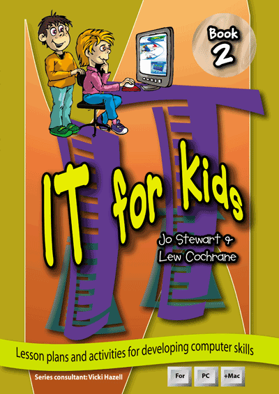 IT for Kids: Book 2 Cover