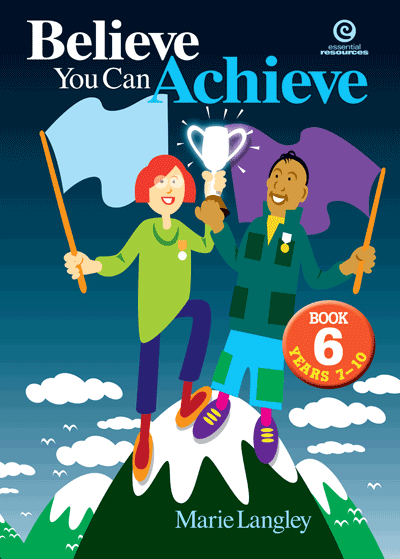 Believe You Can Achieve Bk 6 Yrs 7-10 Cover